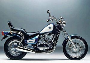 Kawasaki VN400 Vulcan Classic (1994-04)