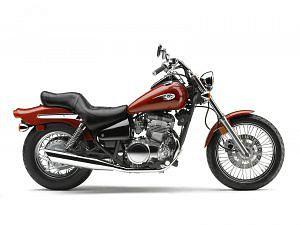 Kawasaki 500 Vulcan LTD (2000-04)