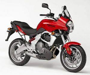 Kawasaki Versys (2007-08)
