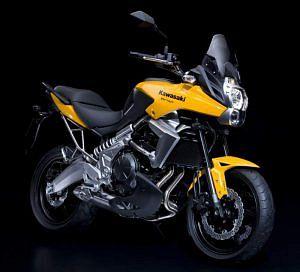 Kawasaki Versys (2009-10)