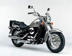 Kawasaki VN 800 Classic (2002-04)