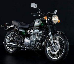 Kawasaki W 800 (2011-12)