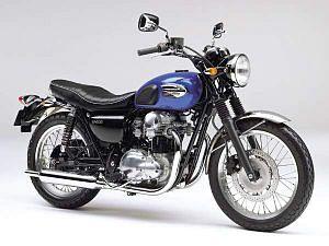 Kawasaki W650 (2008)