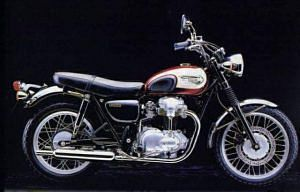 Kawasaki W650 (1999-01)