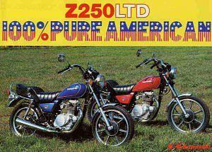 Kawasaki Z250LTD (1983-85)