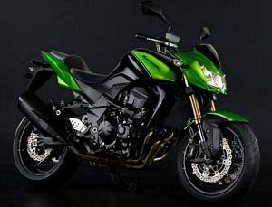 Kawasaki Z750 (2011-12)