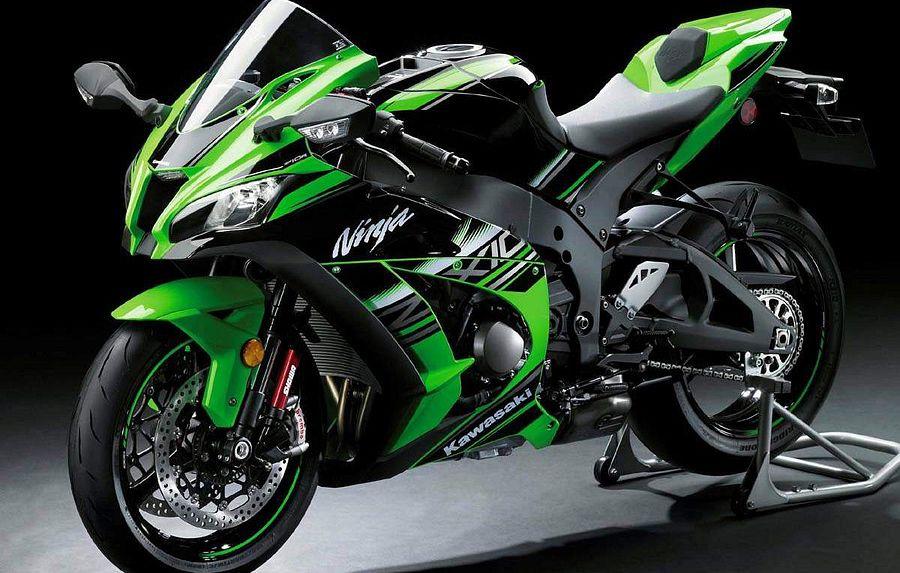 Kawasaki Z-X10R Ninja KRT Edition (2016-17)