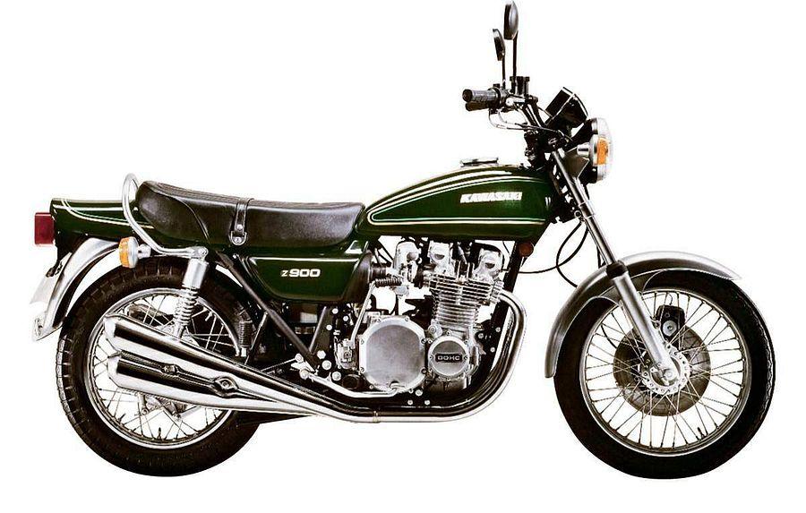 Kawasaki Z1 (1972)