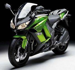 Kawasaki Z 1000SX (2011-12)