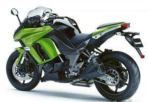 Kawasaki Z 1000SX 2013 (2013)