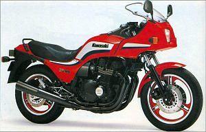 Kawasaki GPZ1100 (1983)