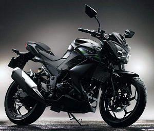 Kawasaki Z250 (2013-14)
