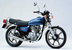 Kawasaki Z250C (1981-82)