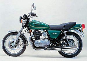 Kawasaki Z400 (1977-79)