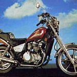Kawasaki Z440 LTD (1985)