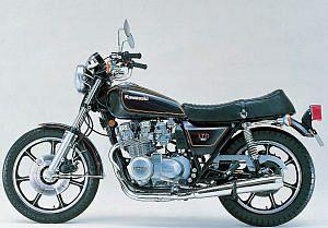 Kawasaki Z650 LTD (1980)