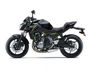 Kawasaki Z 650 (2018)