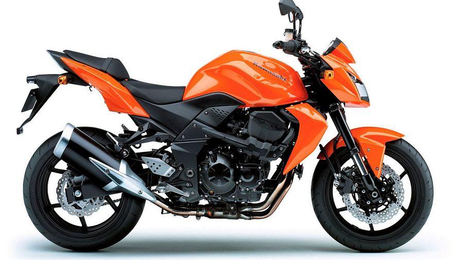 Kawasaki Z750 (2007-08)