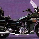 Kawasaki ZG1200 Voyager XII (1992-93)