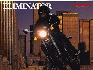 Kawasaki ZL900 Eliminator (1985)