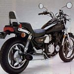 Kawasaki ZL600 Eliminator (1986-91)