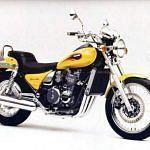 Kawasaki ZL600 Eliminator (1992-95)