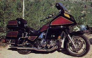 Kawasaki ZN1200 Voyager (1983-85)