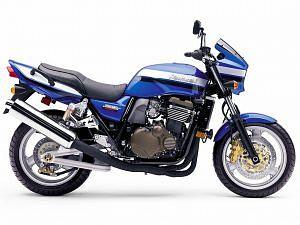 Kawasaki ZR (2002-04)