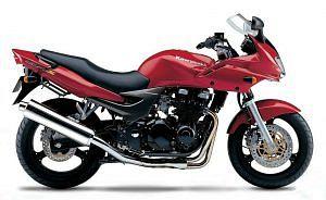 Kawasaki ZR (2004-05)