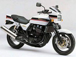 Kawasaki ZR (2005-06)