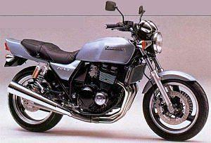Kawasaki ZR (2001-03)