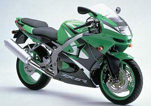 Kawasaki ZX (2000)
