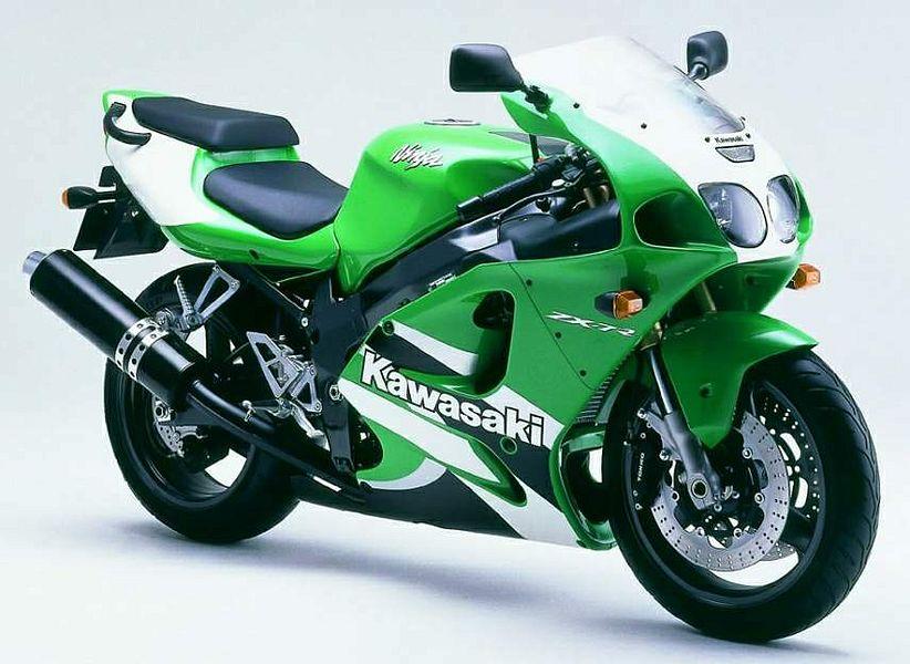 Kawasaki ZX (1996-97)