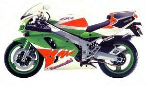 Kawasaki ZXR 750R (1993)