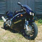 kawasaki ZXR400 (1995-96)