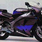 Kawasaki ZXR750 (1991)
