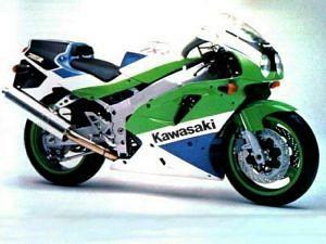 Kawasaki ZXR750R (1991)