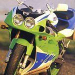 Kawasaki ZXR750 (1993)