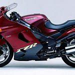 Kawasaki ZZR1100 (2000-01)