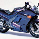 Kawasaki ZZR1100 (1991)