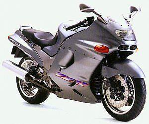 Kawasaki ZZR1100 (1997)