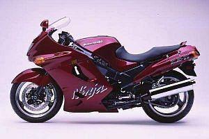 Kawasaki ZZR1100 (1998)