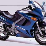 Kawasaki GPX250R (1993-95)