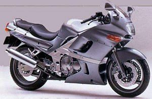 Kawasaki ZZR400 (1998-99)