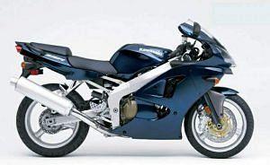 Kawasaki ZZR600 (2004-06)