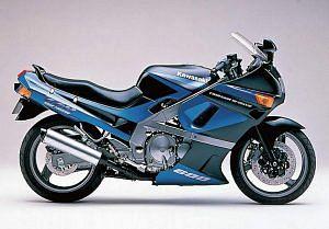 Kawasaki ZZR600 (1989-90)