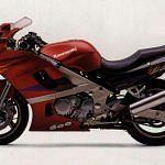 Kawasaki ZZR600 (1993-94)