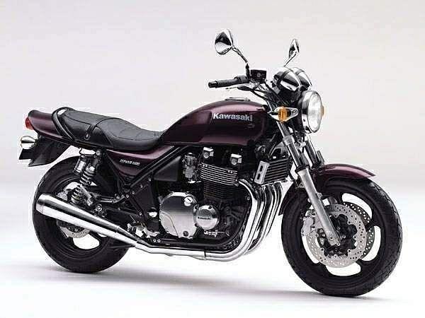 Kawasaki Zephyr 1100 (1996-97)