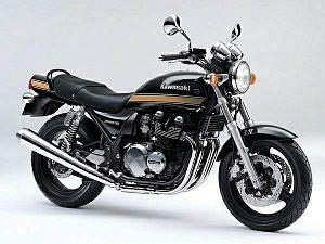 Kawasaki Zephyr 750 (1998)
