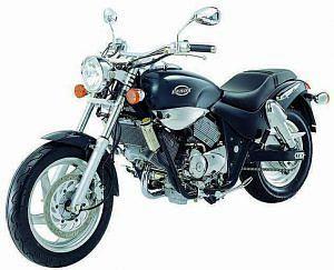 Kymco Venox 250 (2003-06)